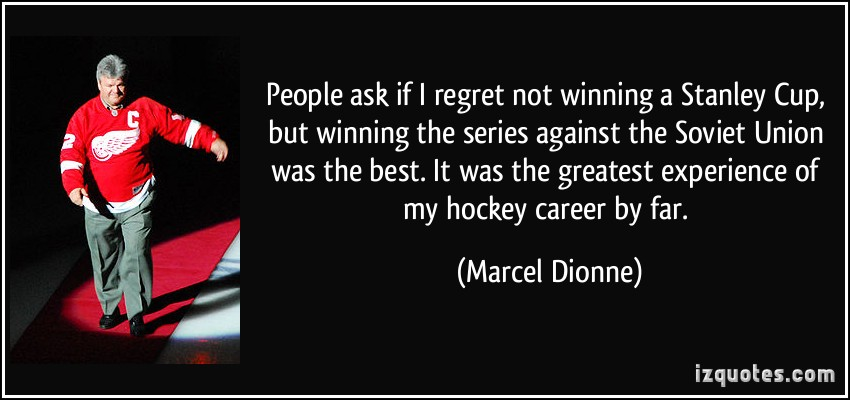 Stanley Cup quote #2