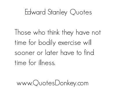 Stanley quote #1