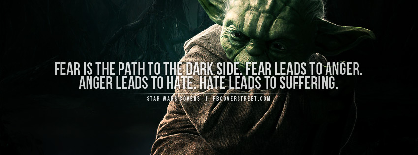 Star Wars quote #1