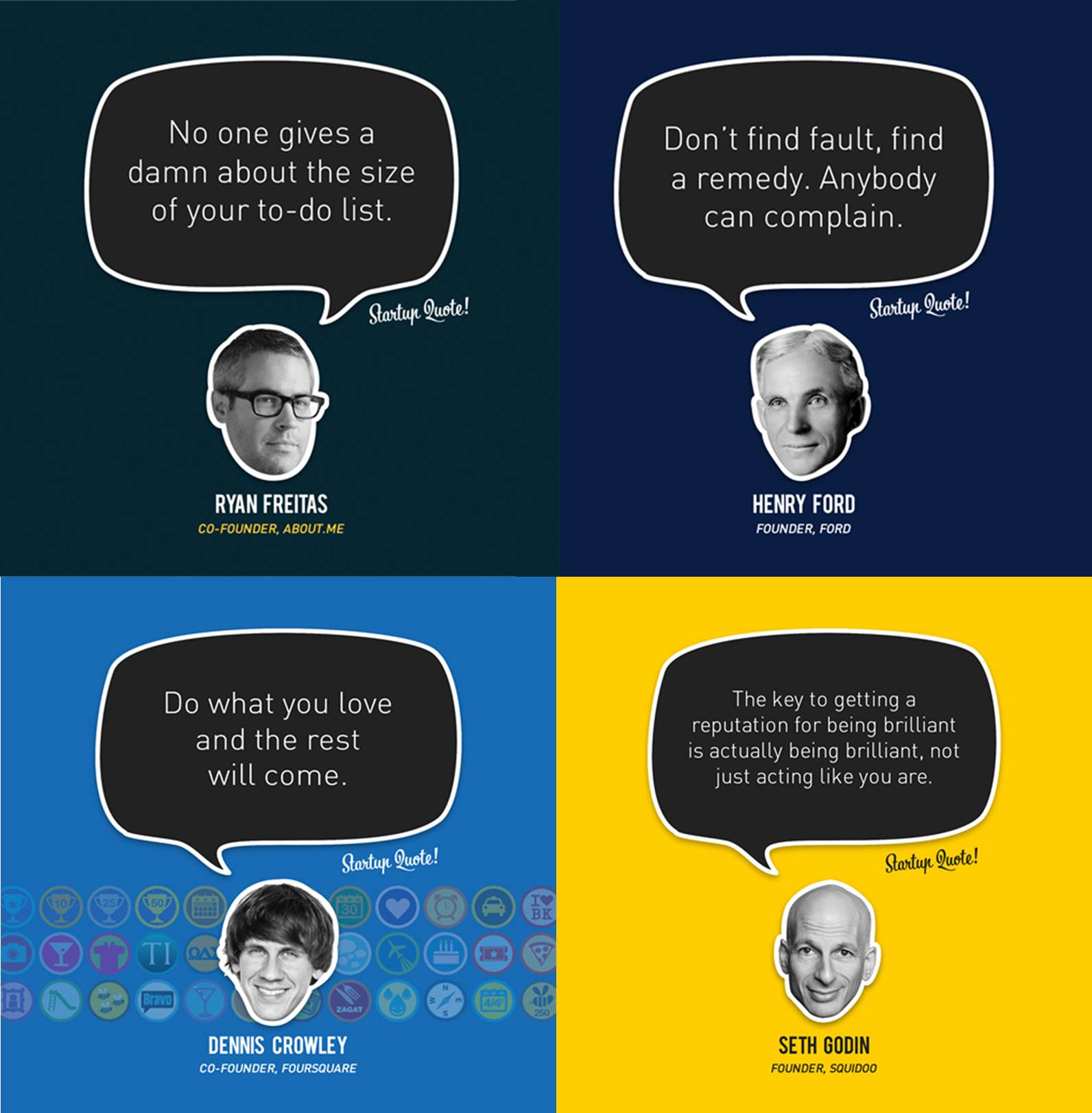 Start-Up quote