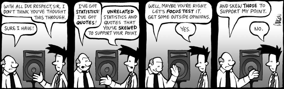 Statistics quote #2