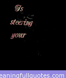 Steering quote #2