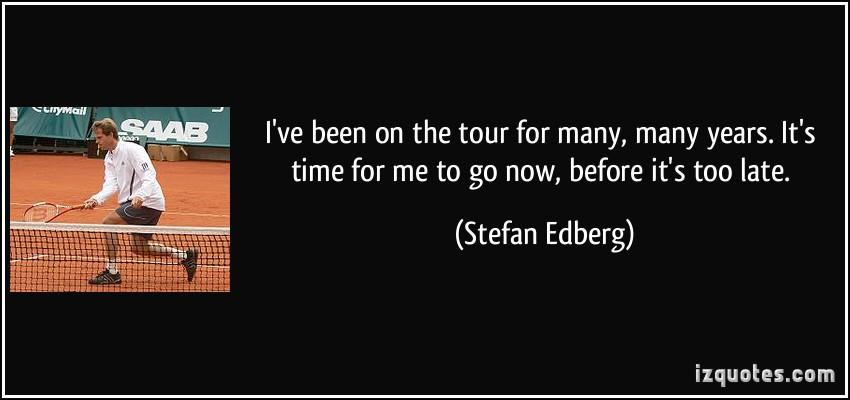 Stefan Edberg's quote #5