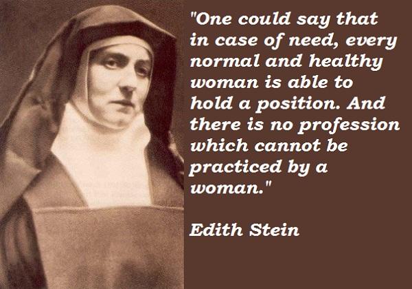 Stein quote #2