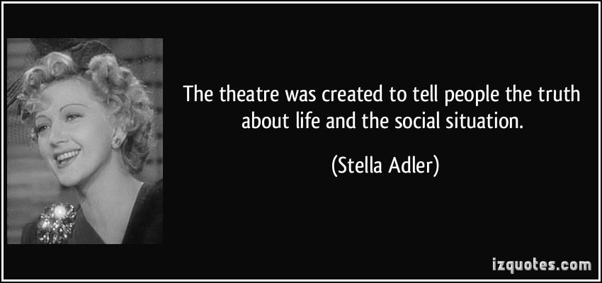 Stella Adler's quote #6