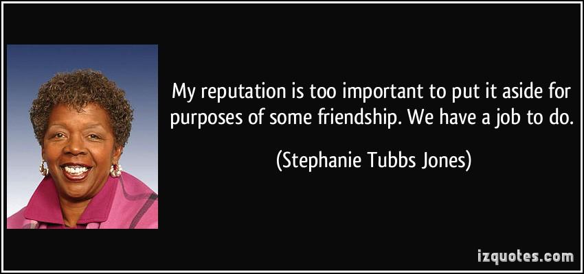 Stephanie Tubbs Jones's quote #4