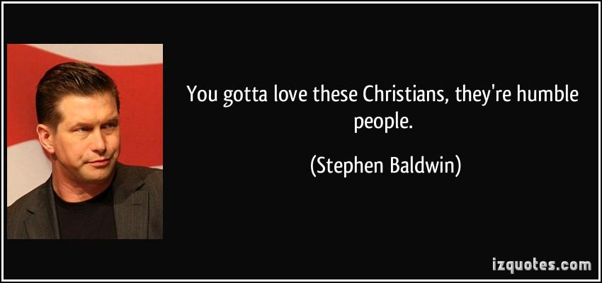 Stephen Baldwin's quote #2