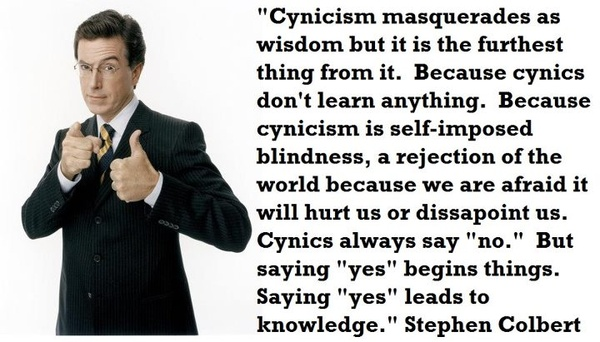 Stephen Colbert's quote #6