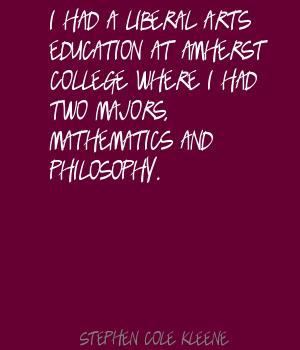 Stephen Cole Kleene's quote #3