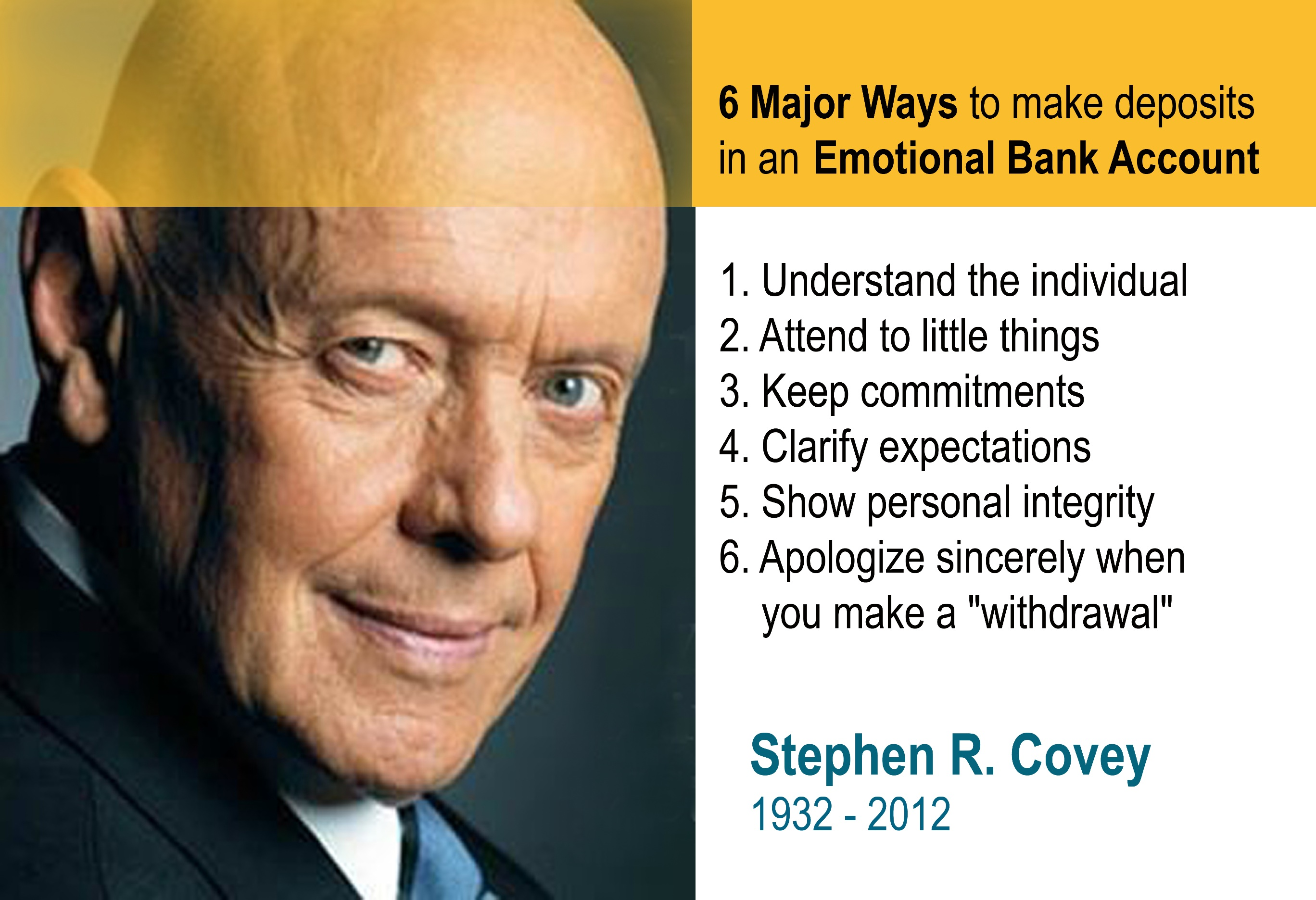 Stephen Covey's quote #7