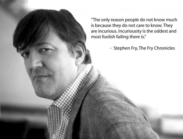 Stephen Fry's quote #7