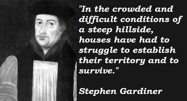 Stephen Gardiner's quote #1