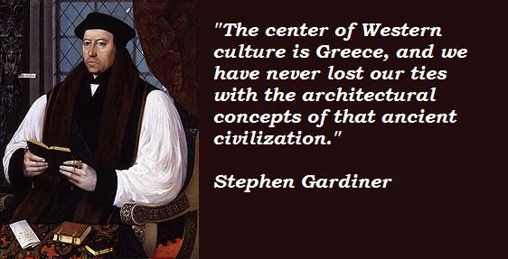 Stephen Gardiner's quote #6