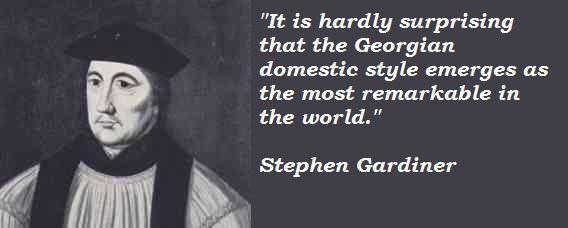 Stephen Gardiner's quote #5