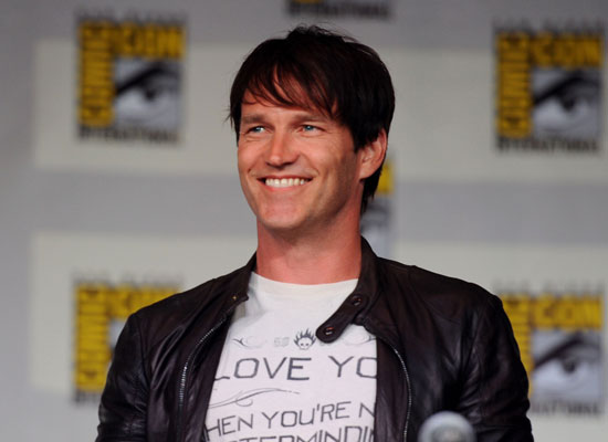 Stephen Moyer's quote #5