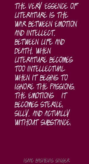 Sterile quote #2