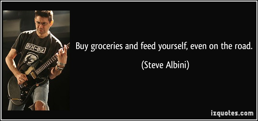 Steve Albini's quote #1