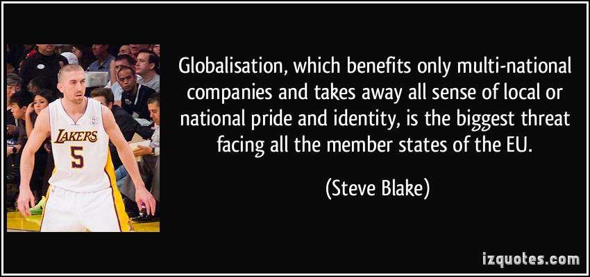 Steve Blake's quote #3
