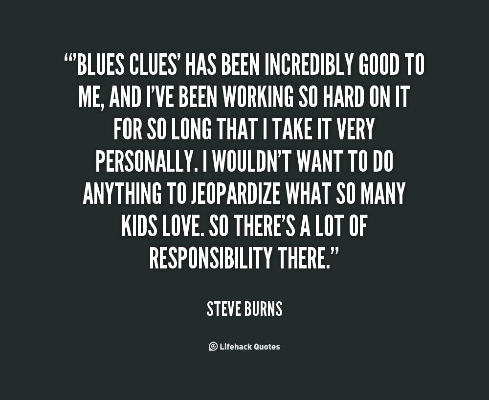 Steve Burns's quote #7