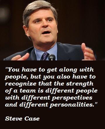 Steve Case's quote #5