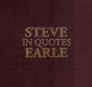 Steve Earle's quote #1