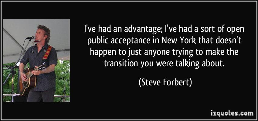 Steve Forbert's quote #2