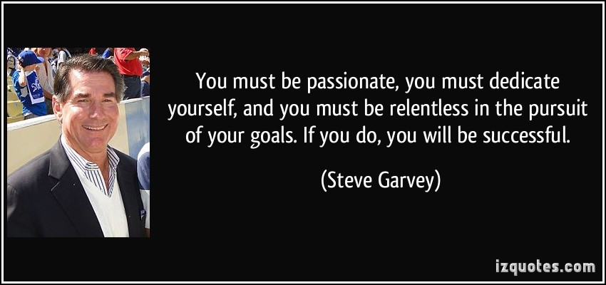 Steve Garvey's quote #6
