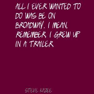 Steve Kazee's quote #4