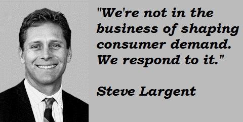 Steve Largent's quote #5