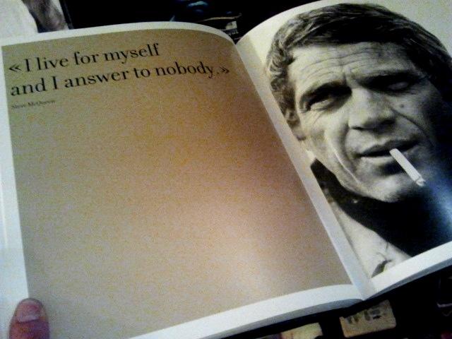 Steve Mcqueen quote #1