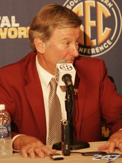 Steve Spurrier's quote #3