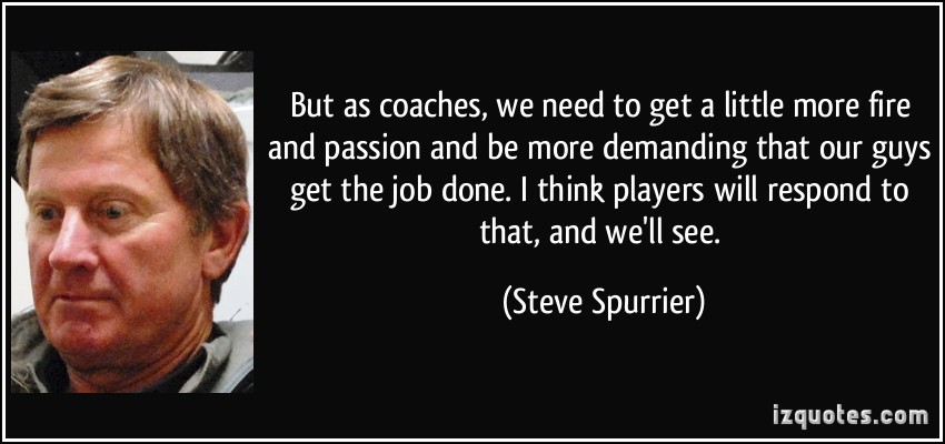 Steve Spurrier's quote #7