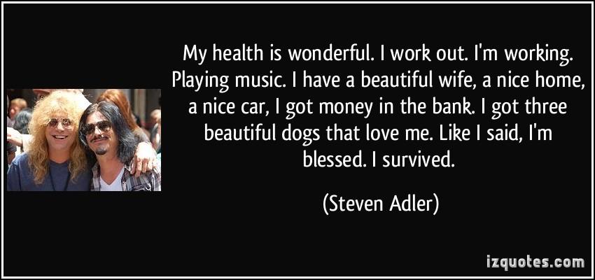 Steven Adler's quote #4