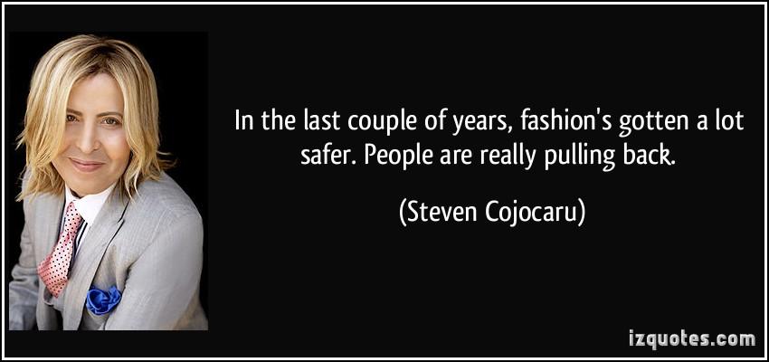 Steven Cojocaru's quote #6