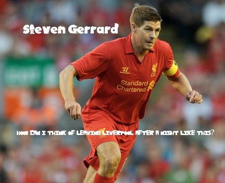 Steven Gerrard's quote #4