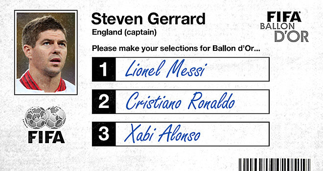Steven Gerrard's quote #1