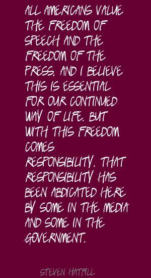 Steven Hatfill's quote #6