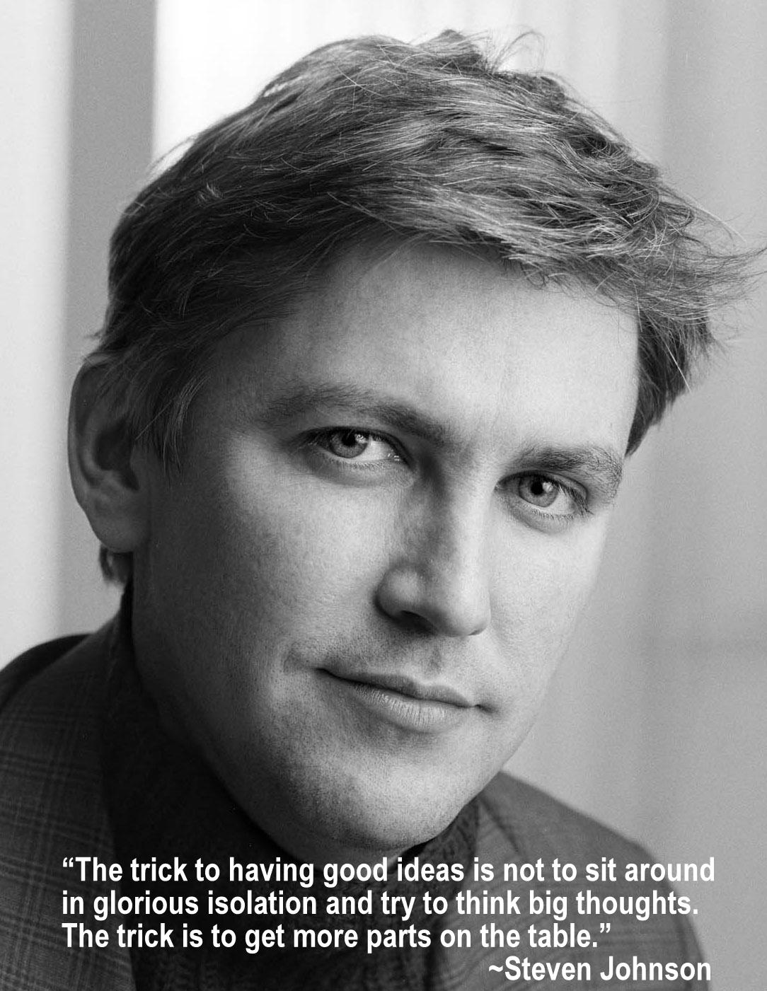 Steven Johnson's quote #7