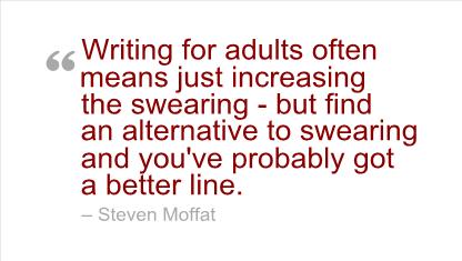 Steven Moffat's quote #7