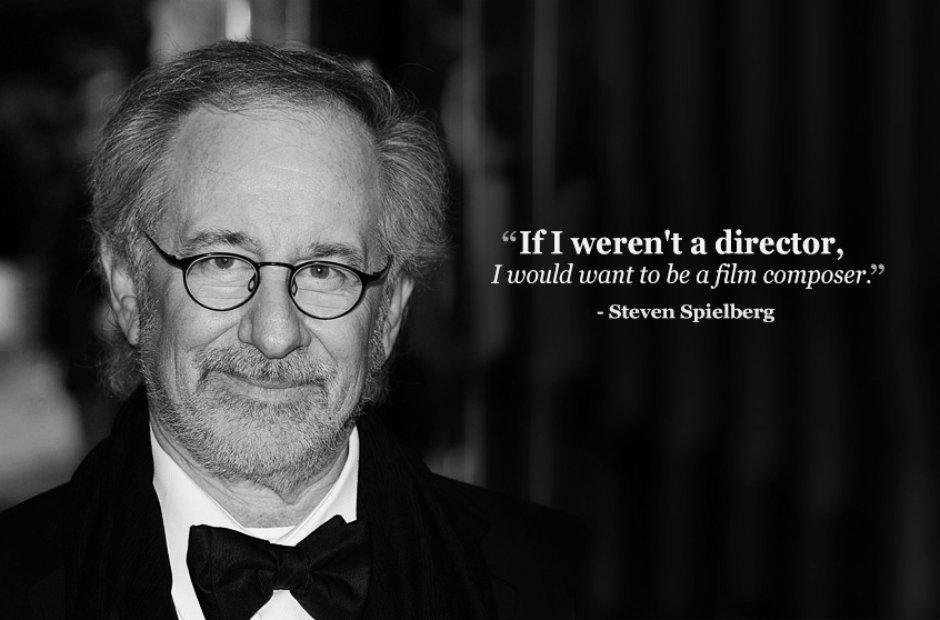 Steven Spielberg quote #1