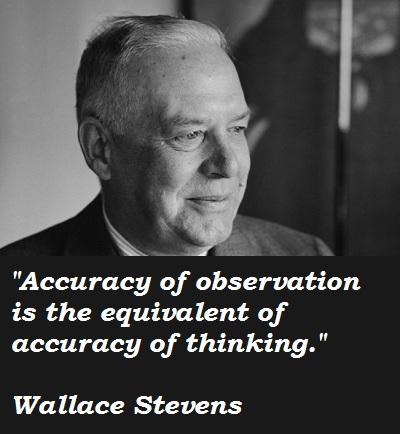 Stevens quote #1