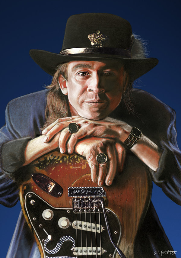 Stevie Ray Vaughan Biography Stevie Ray Vaughan S Famous