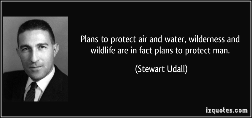 Stewart Udall's quote #2