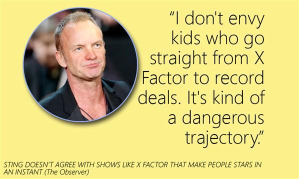 Sting quote #2