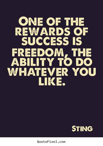 Sting quote #1