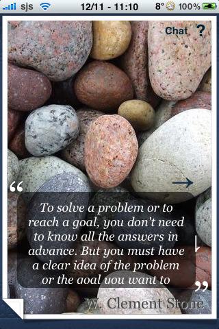Stone quote #2