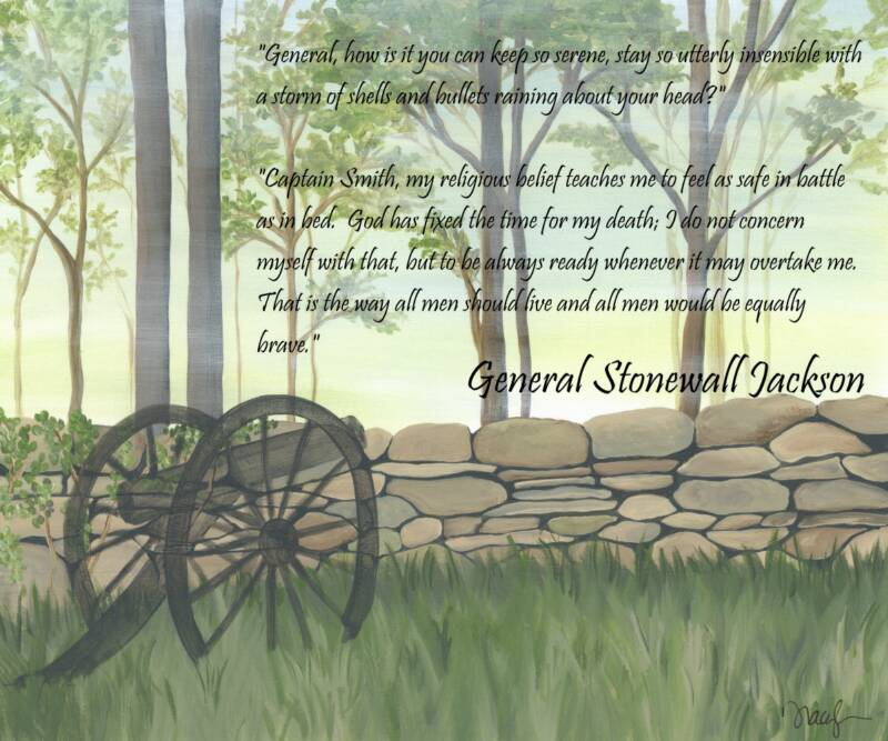 Stonewall Jackson Quotes: Stonewall Jackson's Quotes, Famous And Not Much