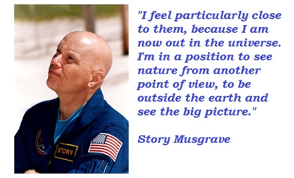 Story Musgrave's quote #3