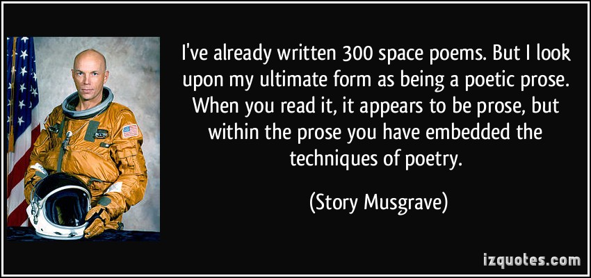 Story Musgrave's quote #5