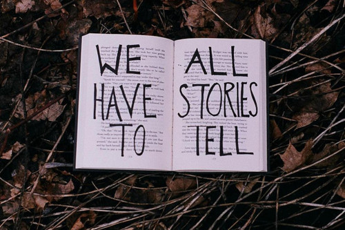Story-Telling quote #1